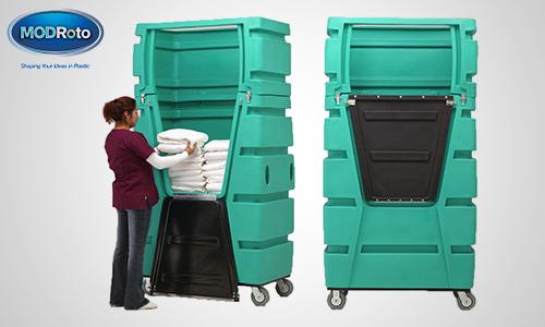 4. 72E Laundry Cart