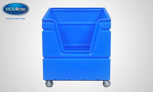 7. 78P Laundry Cart