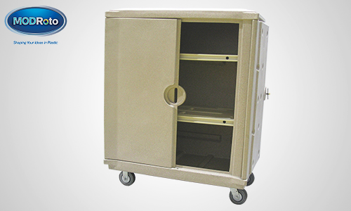 9. 90PL Laundry Cart (web)